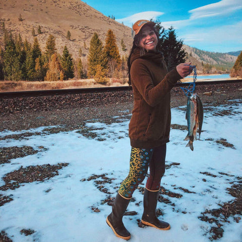 Brook Trout - Leggings