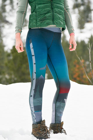 Wapiti Walk 2 - Leggings