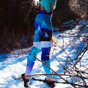 Arctic Sky - LIMITED RELEASE - Leggings