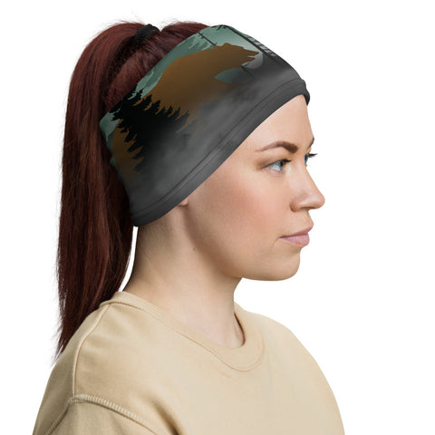 Strength Shift Bear - Neck Gaiter