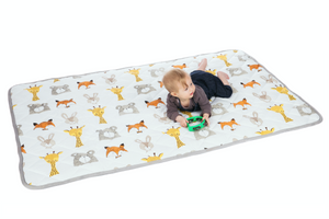 Stylish baby mat, also soft and comfortable