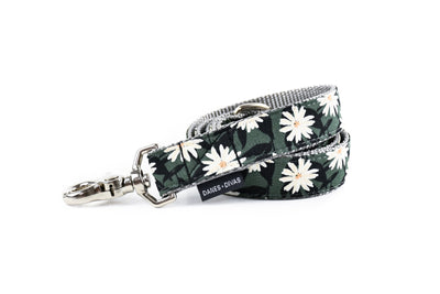 Daisy Camo Floral Dog Leash Danes & Divas
