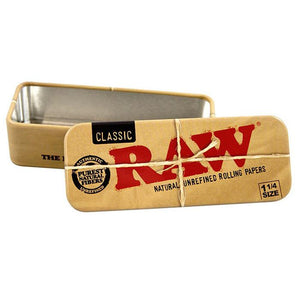 RAW metal Carrying Case 1 1/4 size