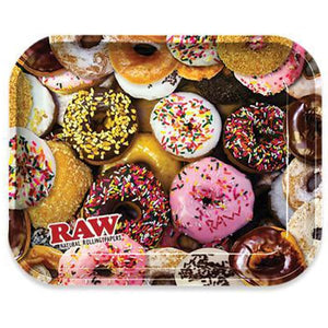 RAW Donuts Large Rolling Tray