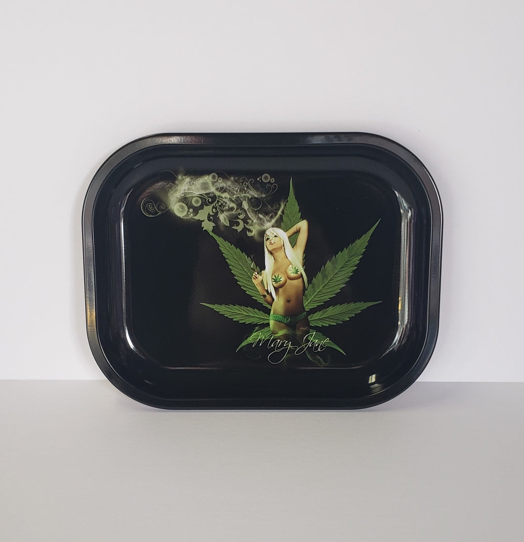 Mary Jane Small Rolling Tray