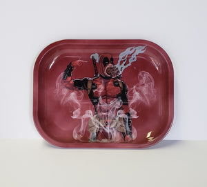 Deadpool Small Rolling Tray