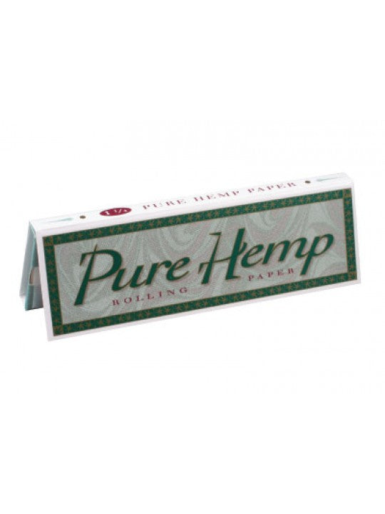 Pure Hemp 1 1/4 Rolling Papers