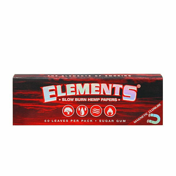 Elements 1 1/4 Hemp Rolling Papers