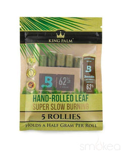 King Palm Rolls - Packs of 5