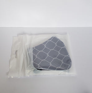 Reusable Cotton Blend Face Mask with Two Filters