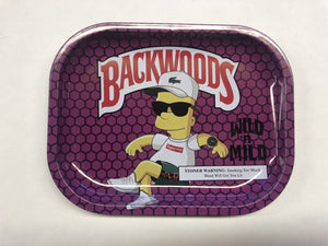 Backwoods Bart Small Rolling Tray