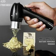 Mamba Battery Powered Grinder