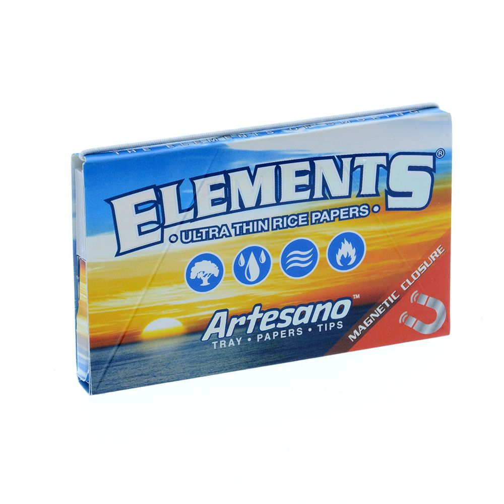 Elements 1 1/4 Artesano Rolling Papers
