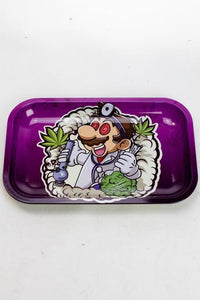 Doctor Mario Medium Rolling Tray