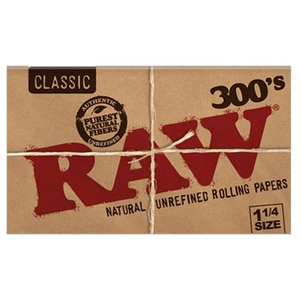 Rolling Papers Raw Classic 300s