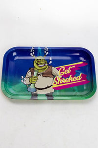 Get Shreked Medium Rolling Tray