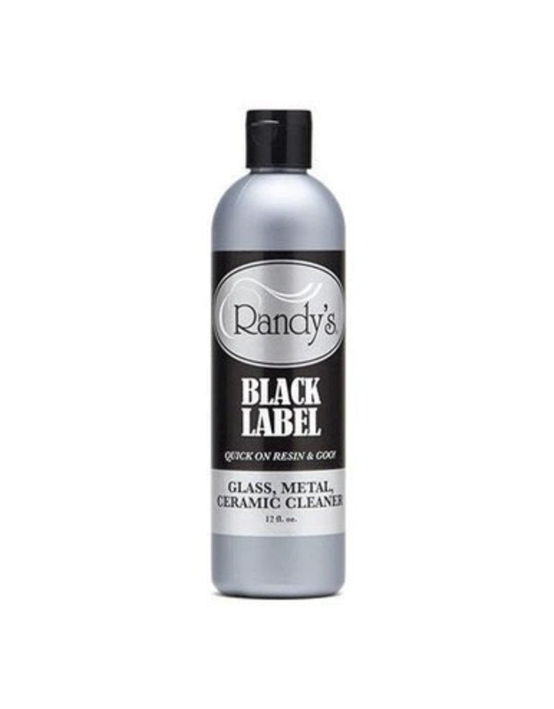 Randy's Black Label Bong Cleaner