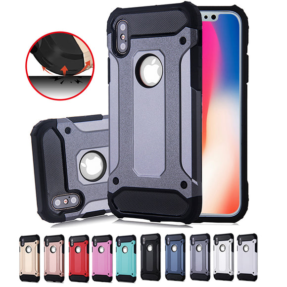Dual Layer Shock-Absorbing Cases
