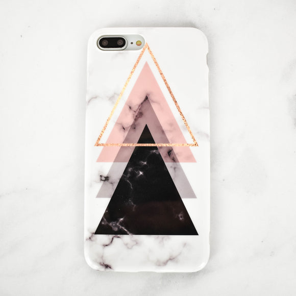 Marble Look iPhone Case Collection