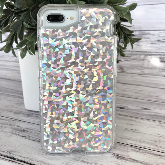 Multi Iridescent Phone Case