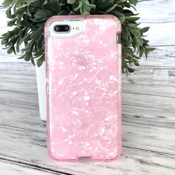 Pink Iridescent Phone Case