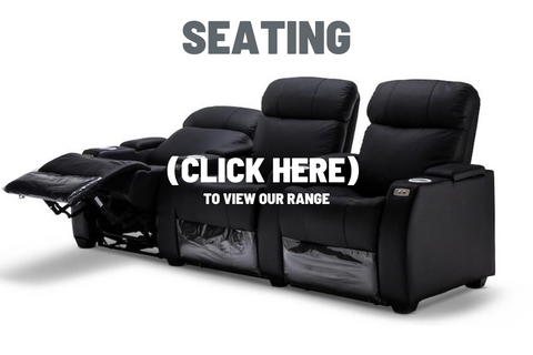 Man Cave Home Theatre Seating