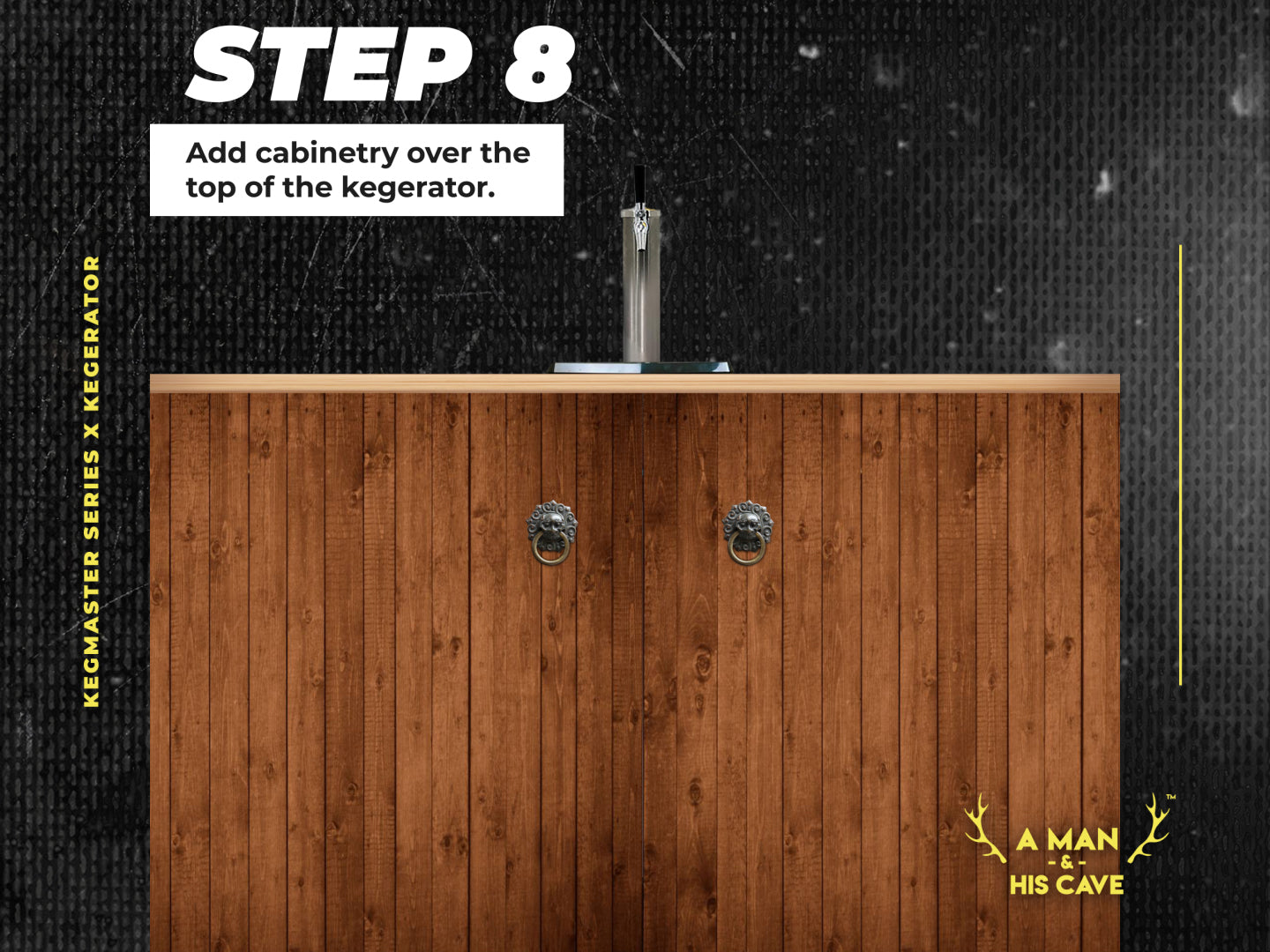 Step 8: Add Cabinetry