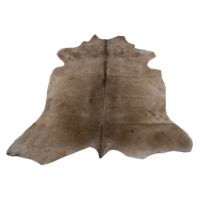 Rug - RANCHO - BROWN COLOURED LARGE PREMIUM COWHIDE RUG