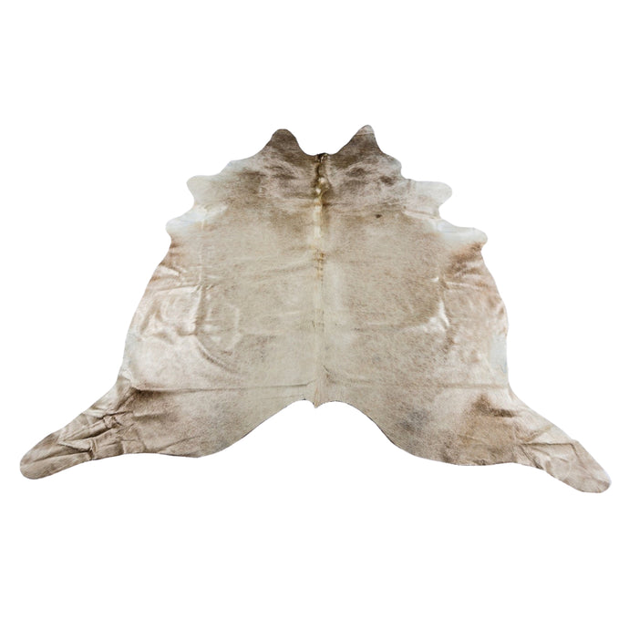 Rug - CHAI - BEIGE COLOURED LARGE PREMIUM COWHIDE RUG