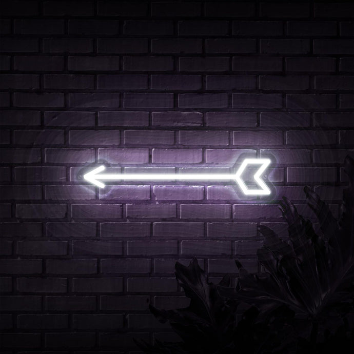 Neon Sign - ARROW NEON SIGN (DELIVERED IN 3-5WKS)
