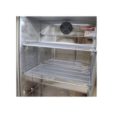 Load image into Gallery viewer, Bar Fridge - Rhino Stainless Steel 1 Door Solid Stainless Bar Fridge Left Hinged