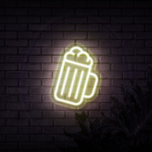Load image into Gallery viewer, Neon Sign - BEER NEON SIGN (DELIVERED IN 3-5WKS)