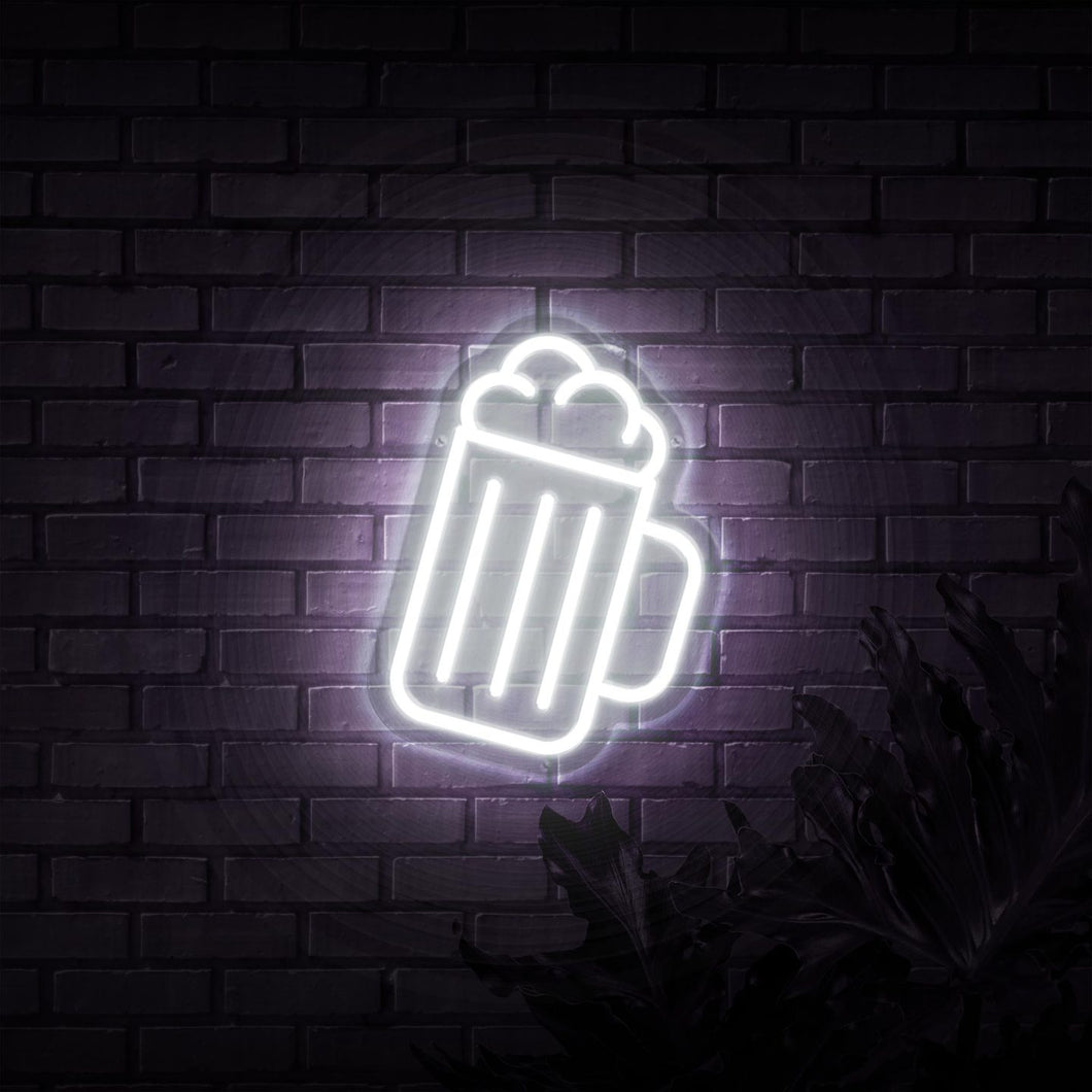 Neon Sign - BEER NEON SIGN (DELIVERED IN 3-5WKS)