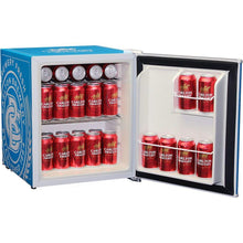 Load image into Gallery viewer, Carlton Draught 'Original' Logo Retro Mini Bar Fridge