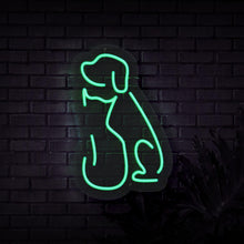 Load image into Gallery viewer, Neon Sign - CAT & DOG NEON SIGN (DELIVERED IN 3-5WKS)