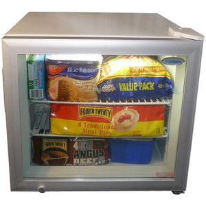 Bar Fridge - Mini Glass Door Freezer 50 Litre - Model SD50