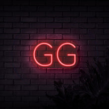 Load image into Gallery viewer, Neon Sign - GOOD GAME NEON SIGN (DELIVERED IN 3-5WKS)