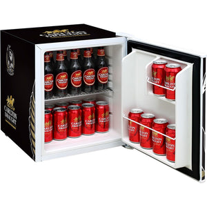 Bar Fridge - Collingwood Magpies Carlton Draught Retro Mini Bar Fridge