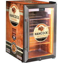 Load image into Gallery viewer, Bar Fridge - Vintage Fuel Pump Branded Bar Fridge, Great Gift Idea! 7 X Designs Available