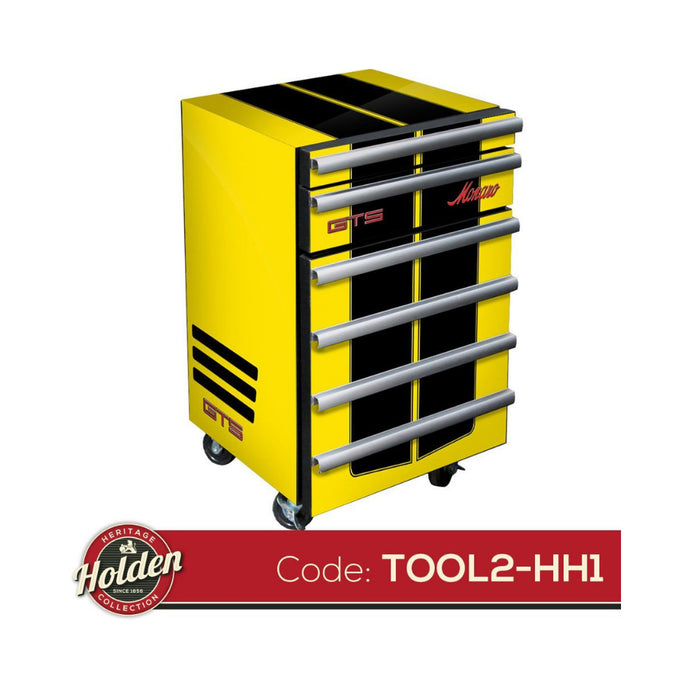 Bar Fridge - Holden GTS Monaro Bar Fridge Shaped Like Toolbox