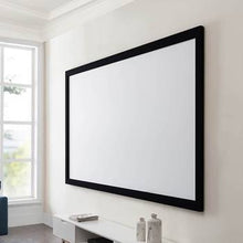"Load image into Gallery viewer, Westinghouse 110"", 16:9, Fixed Frame Projection Screen"