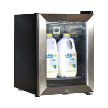 Load image into Gallery viewer, Bar Fridge - Mini Bar Fridge Made For Milk Storage With Coffee Machines 23Litre Schmick SC23C