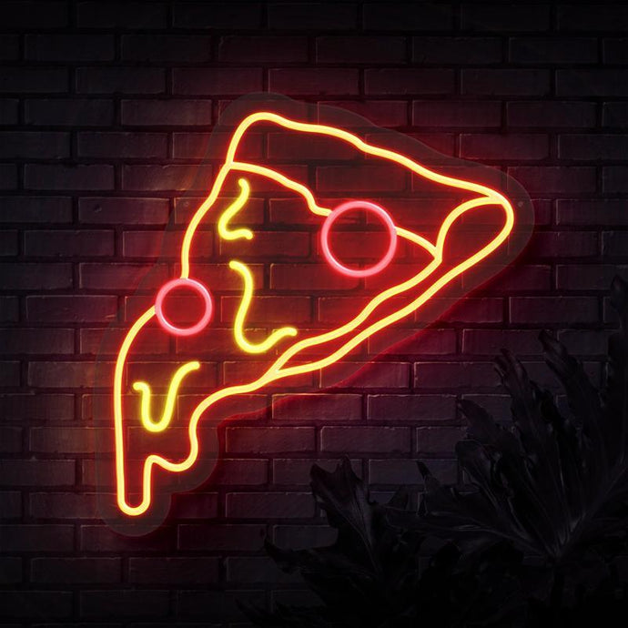 Neon Sign - PIZZA NEON SIGN (DELIVERED IN 3-5WKS)
