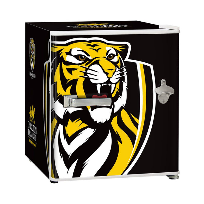 Bar Fridge - Richmond Tigers Carlton Draught Retro Mini Bar Fridge