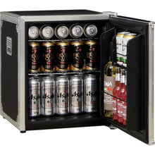 Load image into Gallery viewer, Bar Fridge - Speaker Amp Design Mini Bar Fridge - Customise The Logo/Message No Charge - A Great Gift Idea!