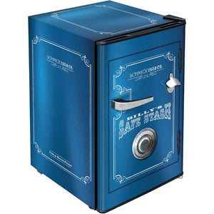 Bar Fridge - Retro Safe Design Mini Bar Fridge 70 Litre Schmick Brand With Opener