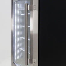 Load image into Gallery viewer, Bar Fridge - Schmick Outdoor Triple Glazed Alfresco Bar Fridge With Led Strip Lights, Lock And LOW E Glass, Indoor Use Also Perfect!