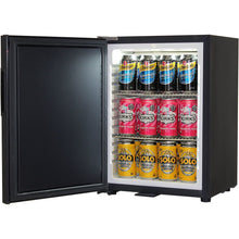 Load image into Gallery viewer, Bar Fridge - Schmick Mini Bar Accommodation Fridge Quiet Running With Shallow Depth Model SK40-SD  (PRE-ORDER FOR MID JAN)