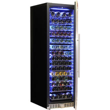 Load image into Gallery viewer, Bar Fridge - Schmick Upright Glass Door Wine Refrigerator Model BD425W