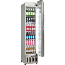 Load image into Gallery viewer, Bar Fridge - Skinny Glass Door Upright Sexy Bar Fridge